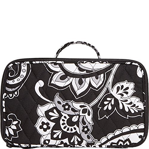 Vera Bradley Luggage Women's Blush & Brush Makeup Case Midnight Paisley Luggage Accessory