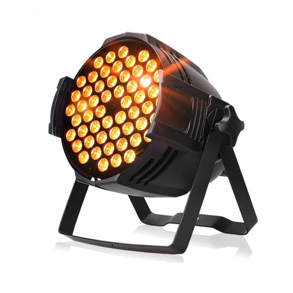 LED Stage Lights Sararoom DJ Par Light 180W RGB Full Color con control DMX512 Luces Discoteca para KTV Club Wedding Fiesta familiar Disco Bar Celebración: ...