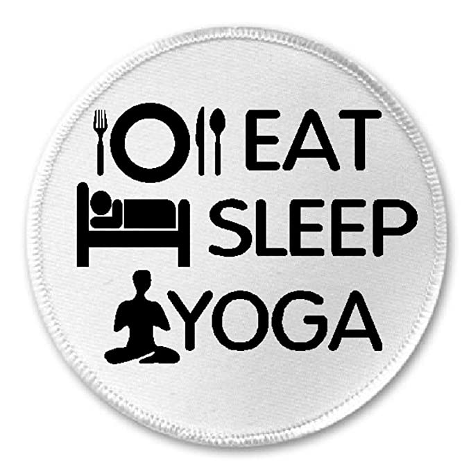 Amazon.com: Eat Sleep Yoga – 3