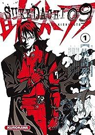 Sukedachi Nine, tome 1 par Seishi Kishimoto