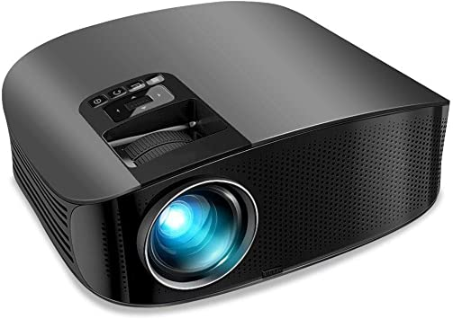 Proyector, videoproyector actualizado de 4000 lúmenes Soporte Cine ...