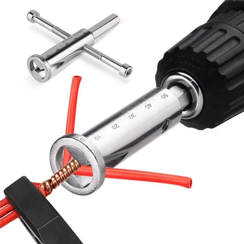 HYY-YY Power Drill Drivers Cable Connector Terminal Wire Twisting Tool Stripper Twister Line Connectors