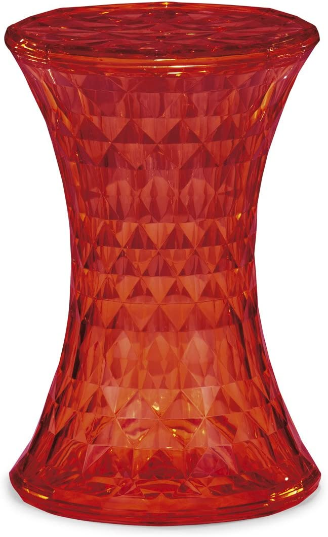 Zuo Modern Calf Sculpture, Red