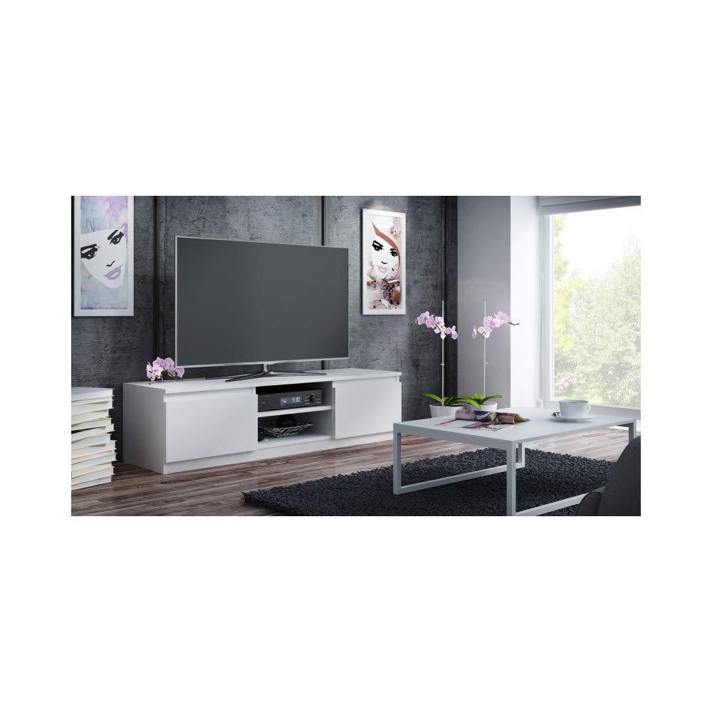 BIM Furniture Fiance - Mueble bajo para televisor (140 cm): Amazon.es: Hogar