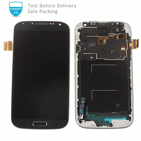 Amazon.com: Replacement Part for Samsung Galaxy S4 i9500 i9505 I9515 ...