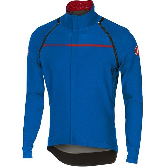 Castelli Chaqueta de Hombre, Perfetto convertibile Jacket: Amazon.es: Deportes y aire libre