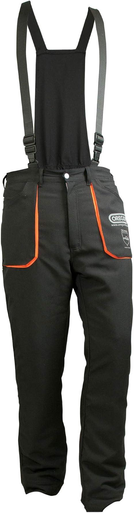 Oregon 295445/M - Protección peto pantalones yukon seguridad motosierra - tipo a