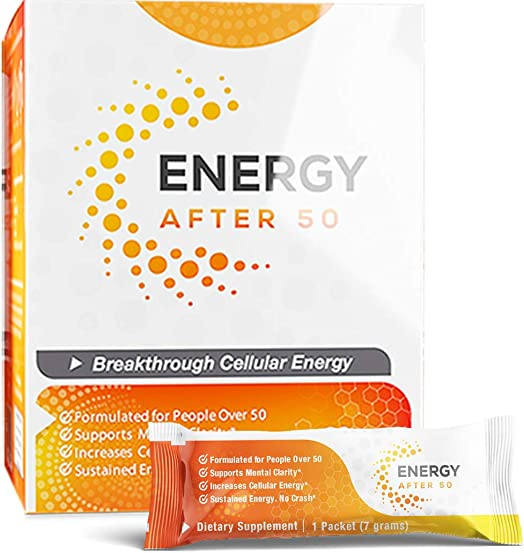 Life Renew Energy After 50