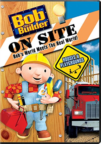 - Bob the Builder: On Site - Houses & Playgrounds
