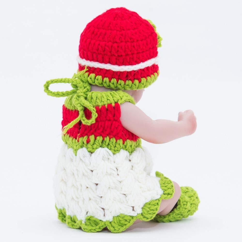 Hongge poupée Bébé Reborn Silicone Baby De Réaliste Doll txosBdChQr