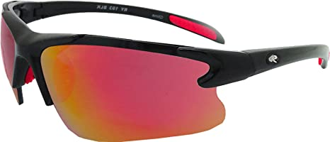 e653c6eadb52f Image Unavailable. Image not available for. Color  Rawlings Kids  103  Baseball Sunglasses ...