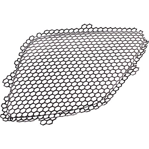 DAT 2005-2009 Pontiac G6 Left Driver Side Upper Inner Black Steel Mesh Grille Insert GM1200539