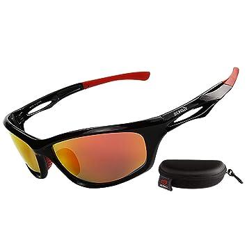 Amazon.com: Adisaer - Gafas de sol polarizadas para ...