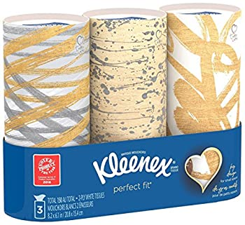 Kleenex Facial Tissues - 50 ct - 3 pk