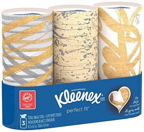 (Kleenex Perfect Fit, 50 Count, (3 pack))