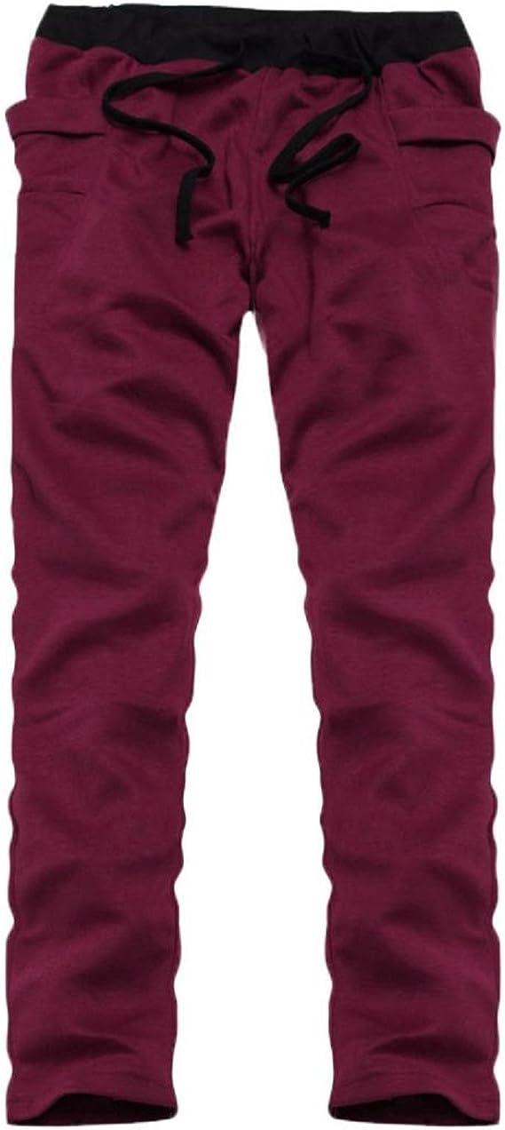 Internet Pantalones Casuales para Hombre, Chándal De Jogger para ...