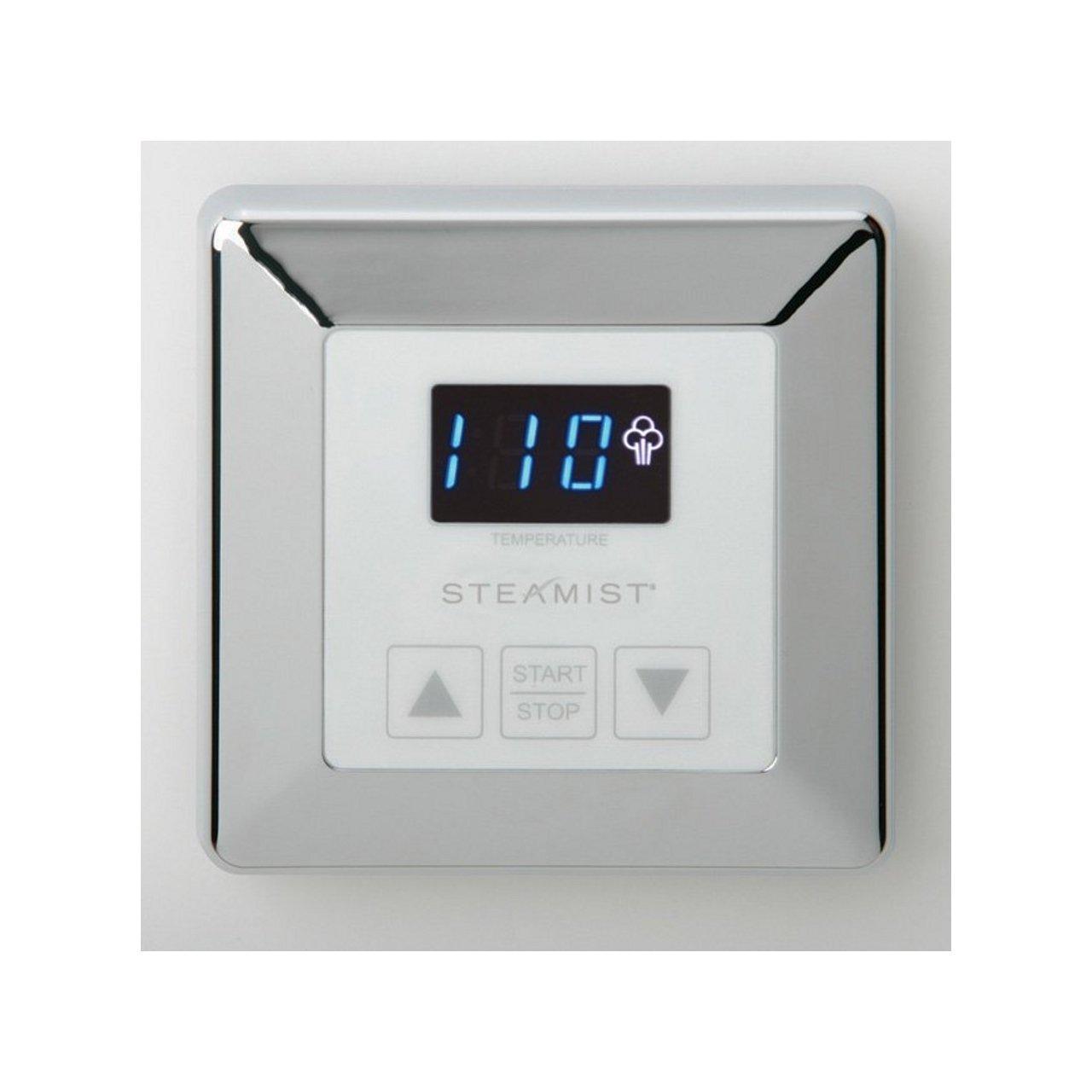 Steamist SMC-150-PC Time/Temperature Control, Polished Chrome