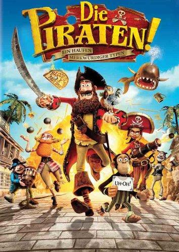 Die Piraten - Ein Haufen merkwürdiger Typen Film