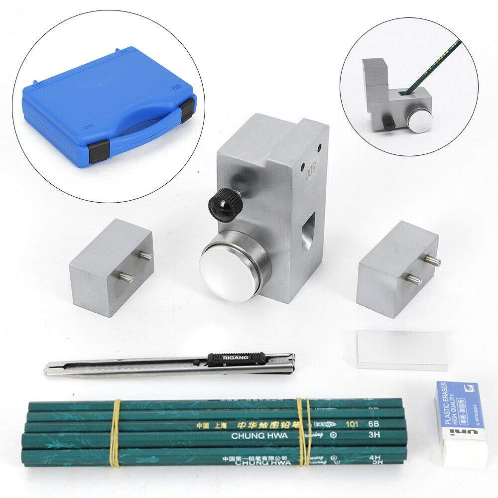 CNCEST Pencil Hardness Tester Meter Portable Coating Hardness Tester Paint Films Scratches Tester