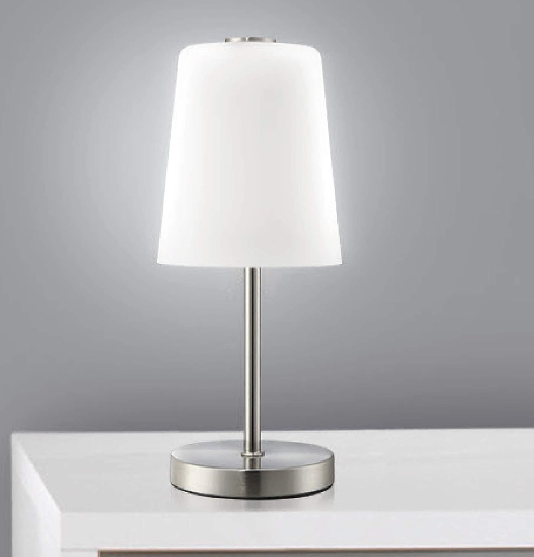 Trango - Lámpara LED de escritorio, lámpara de mesilla, incluye ...