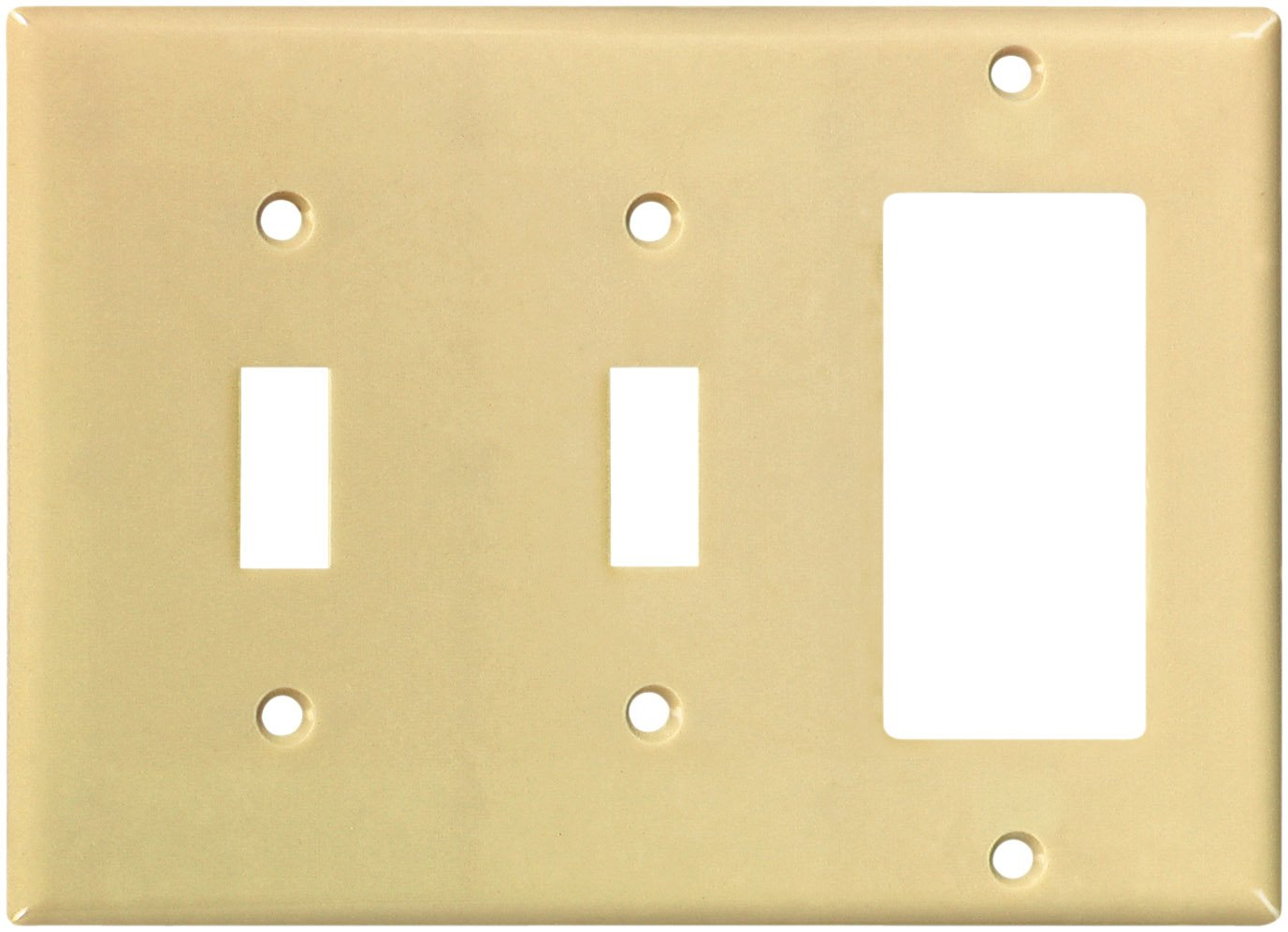 Eaton 2173W Combination Switch and Decorator Exclusive Standard Size ...