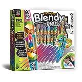 Chameleon Kidz Blendy Pens, Multi-Color Marker Pens, Large Kit