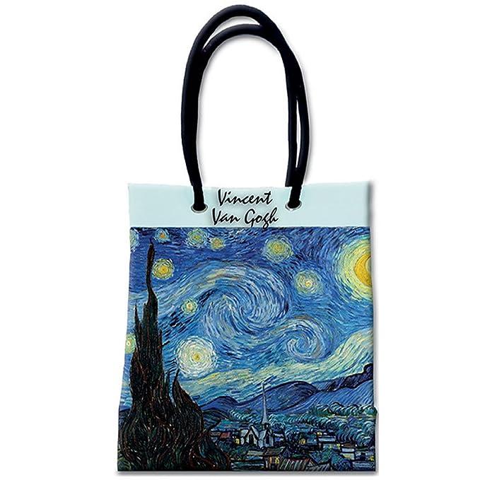 Van Y Bolsa Shopping Gogh 'noche Estrellada'Amazon esRopa Accesorios 4ARj35Lq