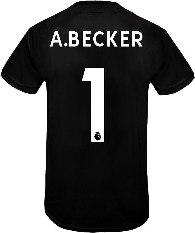 Liverpool FC - Camiseta Oficial de Entrenamiento - para niño ...