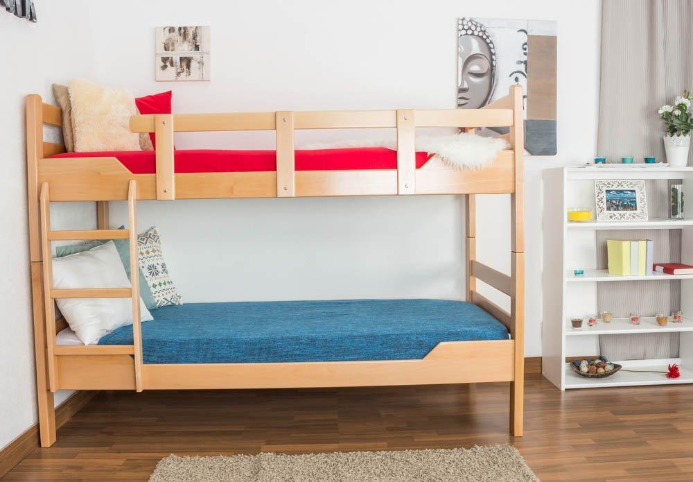 Etagenbett Oxford : Etagenbett für erwachsene easy premium line k12 vollholz n kopf