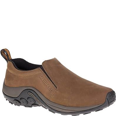 f77f280efaf3b Amazon.com   Merrell Men's Jungle Moc Nubuck Slip On Shoe   Loafers ...