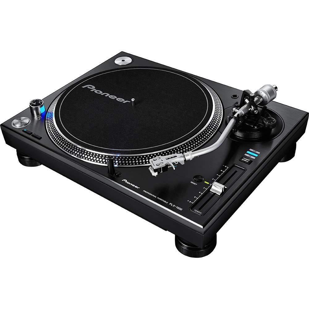 ioneer Photo Albums - Giradiscos DJ - Pioneer Plx-1000, Negro, Tracción Directa, 33 RPM, Anti-Vibraciones