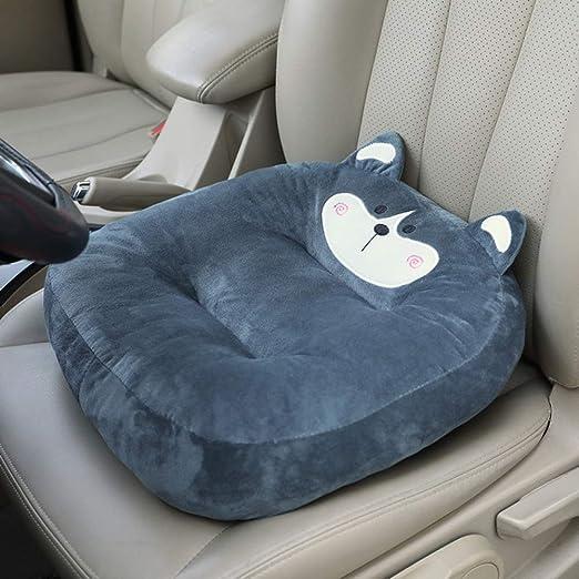 Amazon.com: Xiaoceke - Cojín acolchado para asiento de coche ...