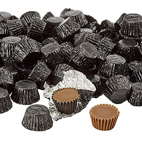 REESE'S Peanut Butter Miniatures Black 2 Pounds ()