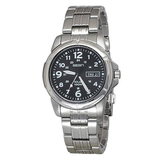 e83c9a94158 Seiko - Mens Watch SNE095P1  Seiko  Amazon.co.uk  Watches