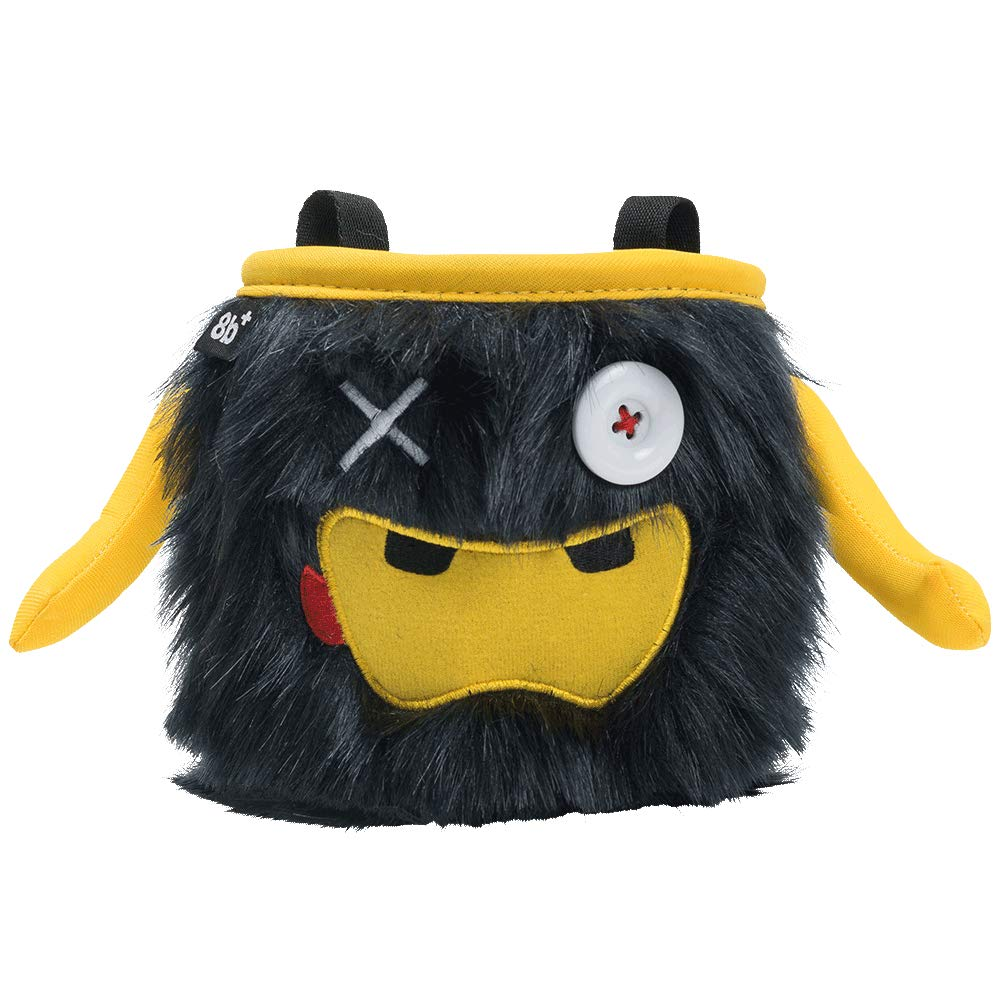 Bolsa de Tiza 8BPLUS Phil Furry Rock dise/ño de Monstruo