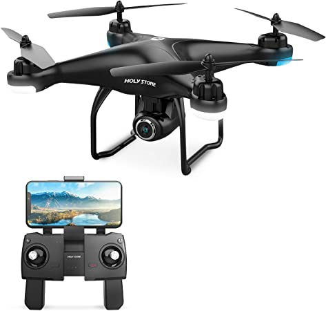 Holy Stone HS120D FPV Drone With Camera For A