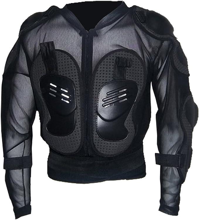 Akaufeng Motorrad Protektorenjacke Protektorenhemd Motorrad Mtb Protektoren Schutzkleidung Schutzjacke Bekleidung
