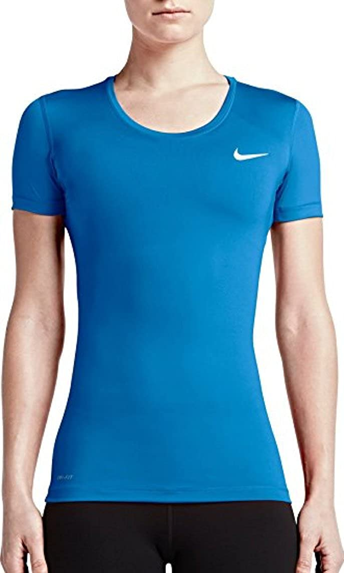 Nike Damen Oberbekleidung Pro Cool Shortsleeve Top