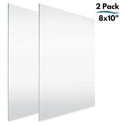 Amazon.com - Icona Bay 8x10 Picture Frame Glass Replacement (8 x 10 ...