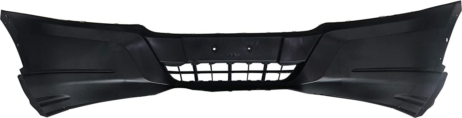 350HD Lower Textured CAPA Bumper Cover Compatible with 2015-2017 Ford Transit-150//250 350