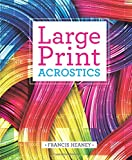 img - for Large Print Acrostics book / textbook / text book
