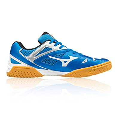 5f547fd04492b7 Mizuno Wave Medal 5 Table Chaussure de Tennis - SS18-44: Amazon.fr ...