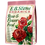 Eb Stone Organic Rose and Flower Food 15 lb.