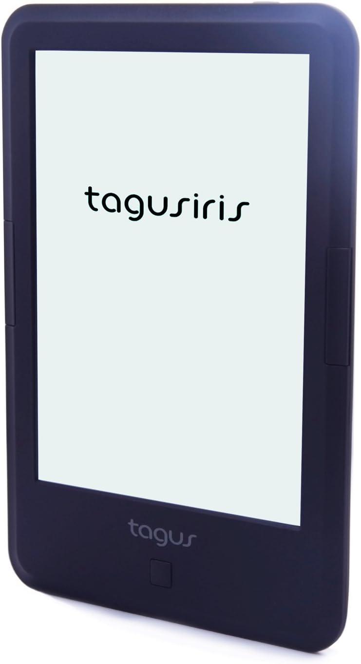eReader Tagus Iris 2017 6 E-ink Carta con luz frontal, 8 GB ...