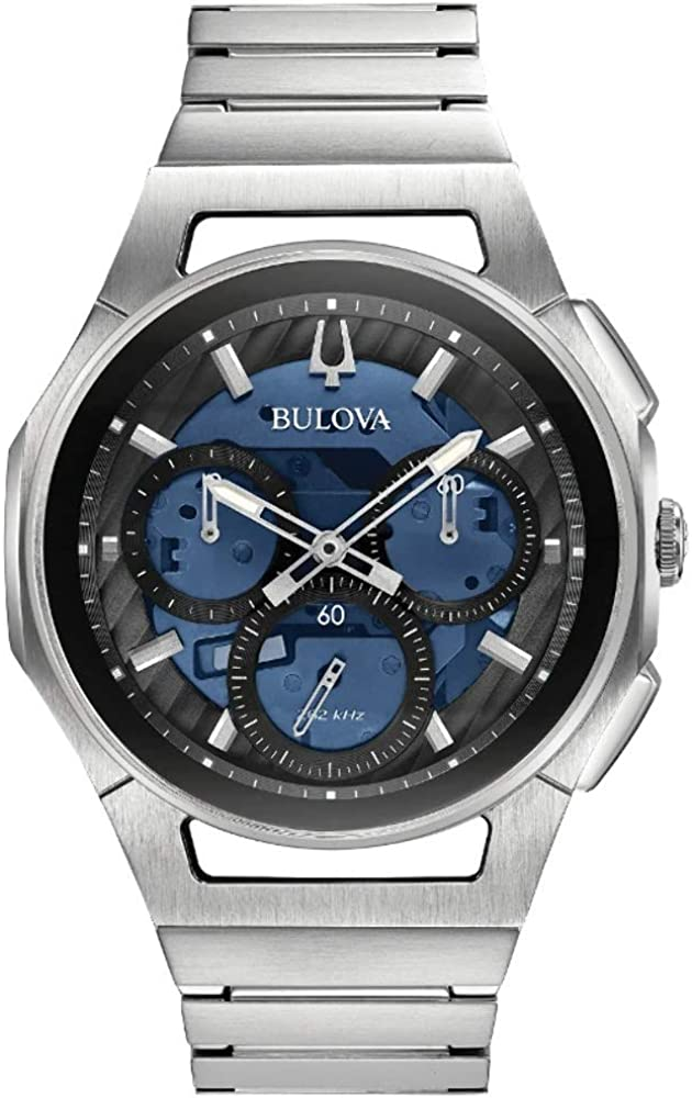 Reloj Bulova Curv 96A205