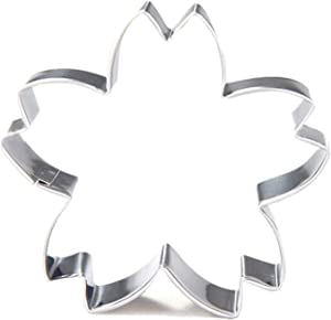 ZDYWY Sakura Cherry Blossoms Flower Shape Biscuit Cookie Cutter