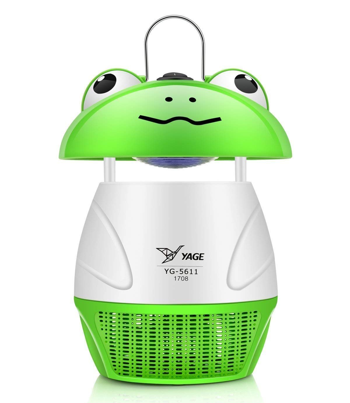 AOWOTO Inhaler Electronic Mosquito Killer Lamp Bug Zapper - Eco-friendly Baby Photocatalyst for Home Indoor Repellent Trap Pest Fly Swatter Insect Control