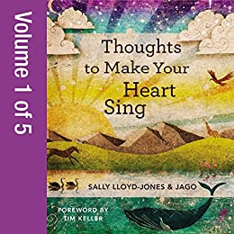 Thoughts to Make Your Heart Sing, Vol. 1 by [Lloyd-Jones, Sally]
