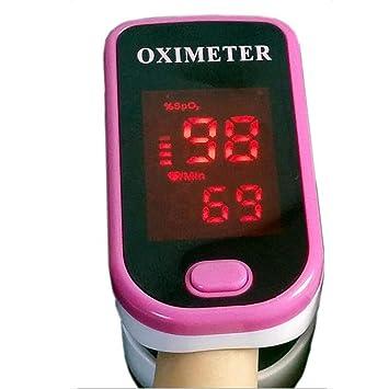Pulse Oximetrie Home Oxygen Sättigung Monitor Heart Rate Tester CE ...