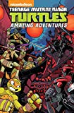 img - for Teenage Mutant Ninja Turtles: Amazing Adventures Volume 3 book / textbook / text book